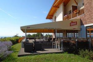 Pevné krytí, Golf Olomouc