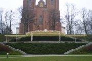 Oltář v Hnězdně, Polsko