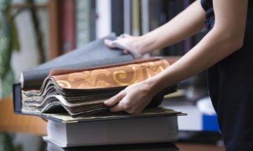 Šití potahů a prodej tkanin