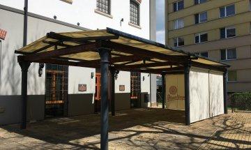 Švejk restaurant Meziměstí, realizace Bohemiaflex CS