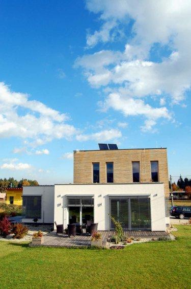Dům, který vyhrál cenu za stavbu roku