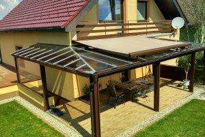 Veranda Box, realizace Bohemiaflex CS