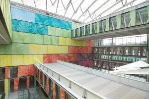 Amazon Court Praha, realizace Bohemiaflex CS