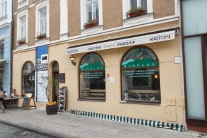 Markýza Sirius, Wine Shop, pro Mattoni, Realizace Bohemiaflex CS