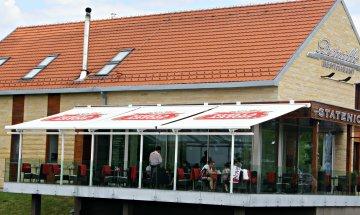 Restaurační pergoly