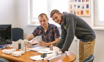 Designérská a konstrukční činnost