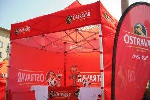 Slavnosti piva Ostravar, realizace Bohemiaflex CS